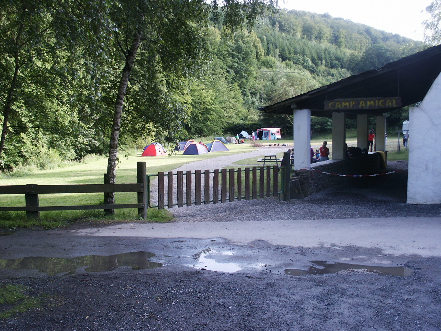 Camp EULE - rue du Village HIBOUX, WILTZ